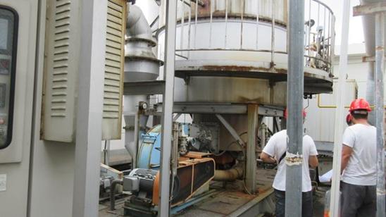 喷漆厂废气处理设备性能优势