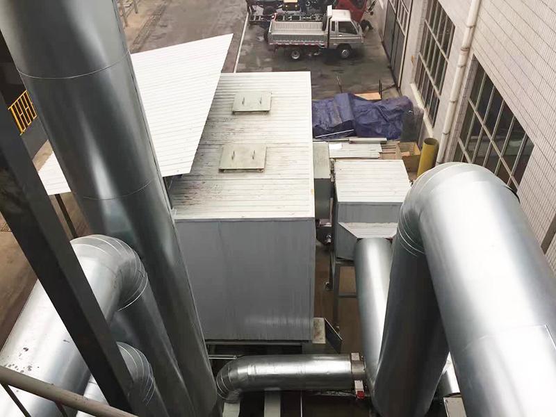 沸石转轮浓缩装置