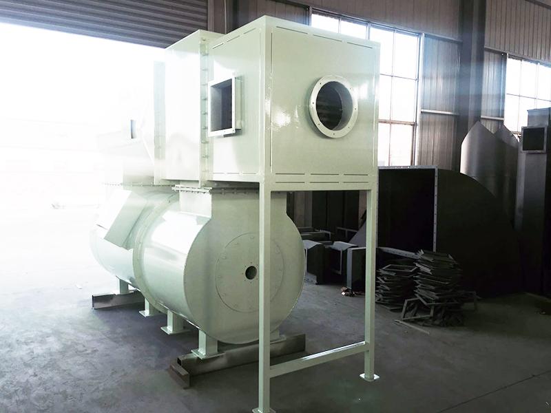 废气处理直燃式焚烧炉