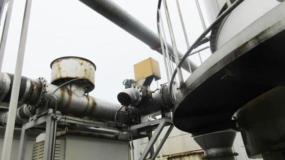 废气工业废气焚烧炉设备安装四标准