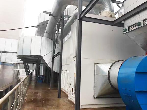 涂料工业印刷 RTO焚烧炉解决方案