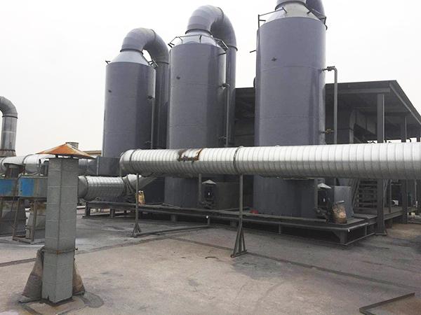 活性炭吸附催化废气处理一体化007