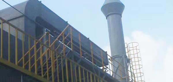 活性炭吸附催化废气处理一体化002