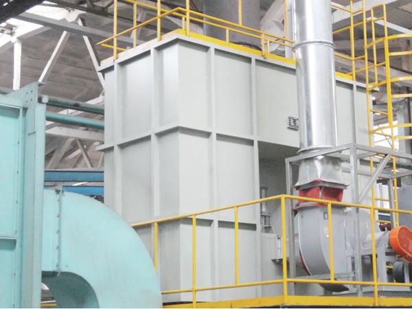 RCO蓄热式有机废气催化燃烧净化设备