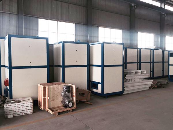有机废气催化燃烧净化废气处理设备001